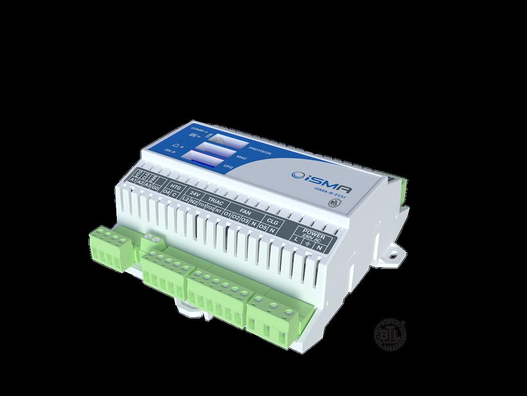 iSMA-B-FCU-HH Fancoil Kontroller alvasys automation ag